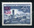3699 - LIECHTENSTEIN - Mi.Nr. 310 - Falz-Marke - Liechtenstein