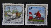 Austria - 1998 - Mi: 2248-9**MNH - Look Scan - 1945-.... 2. Republik