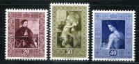 3700 - LIECHTENSTEIN - Mi.Nr. 306-308 - Postfrischer Satz - Liechtenstein
