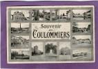 Souvenir De COULOMMIERS - 1906 - - Coulommiers