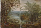 Art D. Van Alsloot - The Abbey From Groenendael Greeting Card Not Postcard - Peintures & Tableaux