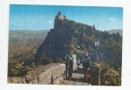 Cp , SAINT MARIN , Repubblica Di S. MARINO , La Deuxième Tour , La Seconda Torre , Voir 2 E Scan : Timbres - Saint-Marin