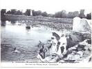 24742 INDE NAGPORE Catéchistes Missionnaires Marie Immaculée Bord Etang Sacré Chindwara -Regnault 3 - Inde