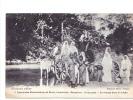 24743 INDE BANGALORE Catéchistes Missionnaires Marie Immaculée Voyage Jungle -attelage -Regnault 3