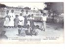 24747 INDE Nagpore Catéchistes Missionnaires Marie Immaculée- Orphelinat Petits Gourmands -Regnault 4 Enfants - Inde