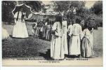 24748 INDE Nagpore Catéchistes Missionnaires Marie Immaculée- Classe Plein Air -Regnault 1 Ecole - Inde