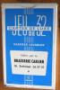 Jeu de Cartes 32 Cartes � Jouer Pub REUZE BIER Prestige des bi�res  - Carte Publicit� Bi�re Brasserie Carlier Dunquerke