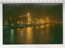 Kwangchow - Pearl River At Night - Chine