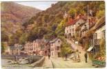 A R Quinton - Mars Hill, Lynmouth Colour Postcard - J Salmon No 2090 - Unused - Quinton, AR