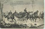DEP 08 SEDAN DONCHERY NAPOLEON III VAT A LA RENCONTRE DU ROI DE PRUSSE