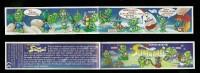 Kinder Ferrero BPZ - Cartina Stralunati - Handleidingen