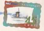 Nederland - Regiopost - Molens - Zonder Titel - Stempel Onleesbaar - Met Adres - Mühlen