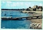 35- Dinard - Les Vedettes Vertes La Promenade Du Clair De Lune Le Yacht Club - Dinard