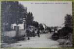 71 CPA PARAY LE MONIAL QUARTIER DE LA BOULERY - Paray Le Monial