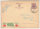Carte Postale, Postkaart, Briefkaart, Publibel 867, Vixil,  Geperforeerd, Zie Scan (pk25018) - Ganzsachen