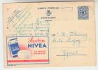 Carte Postale, Postkaart, Briefkaart, Publibel 1113, Savon Nivea,  Geperforeerd, Zie Scan (pk25019) - Entiers Postaux