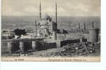 24761 EGYPTE Egypt - Le Caire Vue Generale Mosquée Mohamed Aly GH 161? - Le Caire