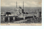 24761 EGYPTE Egypt - Le Caire Vue Generale Mosquée Mohamed Aly GH 161?