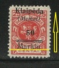 MEMELGEBIET 1923 Lithuania Litauen Memel Klaipeda Michel 131 + ERROR Variety (*)