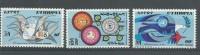 150023524  ETIOPIA  YVERT   Nº  546/8  **/MNH - Ethiopie