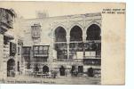 24773 EGYPTE Egypt -cairo Le Caire - Interieur - Inside Arabic House - Ed  Lichtenstern Harari N°481 - Le Caire