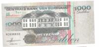 Suriname 1000 Gulden 1993 .H. - Surinam