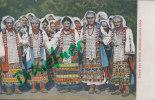 Dalmatinische Trachten, Costumi Della Dalmazia, Dalmatinska Narodna Nosnja, Um 1910 - Europe