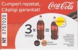 Advertising - Coke - Coca Cola - Voucher Campaign - Tickets - Entradas