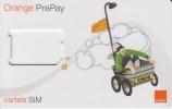 Phonecard Prepay Orange SIM - Romania