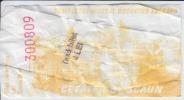 Sinaia Peles Museum Entry Ticket - Tickets - Entradas