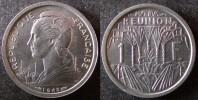 REUNION  1  Franc 1948 UNC / SUP   île BOURBON   PORT OFFERT - Colonies