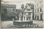 Meiningen V. 1905 Geschäft Peter Ketz & Buchdruckerei Georg Richter (10665) - Meiningen