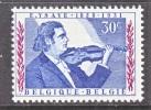 BELGIUM   526   *    MUSIC COMPOSER - Belgium