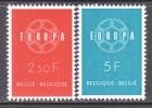 BELGIUM   536-7    * - Belgium