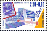 France Poste N** (Yv:2688 Mi 2826b) Yv:1,4 Euro Journ�e du timbre Le tri postal (Th�me)