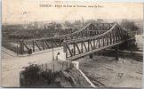 18 VIERZON - Entrée Du Pont De Toulouse -- Route De Paris. - Vierzon