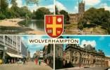 CPSM Wolverhampton    L1953 - Wolverhampton