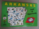 Arkansas Land Of Opportunity - Etats-Unis