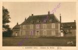 18. AUBINGES . Chateau Du Breton . - France