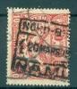 """BELGIE - OBP Nr TR 100 - Cachet  """"NORD BELGE - NAMUR 4"""" - (ref. AD-421) - 1915-1921"""