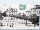 74 ,annemasse ,la Place De L'hôtel De Ville En 1911 - Annemasse