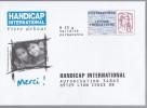 PAP Handicap International. (Voir Commentaires) - Postwaardestukken
