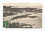 Cp , 50 , OMONVILLE LA ROGUE , Environs De CHERBOURG , Panorama Sur Le Port Et La Côte , Voyagée - Other Municipalities