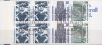 West-Duitsland - Postzegelboekje 25 - Juni 1989 - Gestempeld 13-7-1989 -  Michel MH25 - Markenheftchen