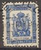 Franquicia Militar Melilla U 29 (o) Ejercito. 1894 - Franquicia Militar