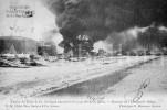 CPA / Hoboken / Antwerpen / Incendie Des Tanks à Pétrole De Hoboken / Cliché Edm. Bastyns & Co / G. Hermans / 1904 - Catastrophes