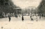 CPA / Gent / Gand / La Place D'Armes / Kouter / H.N. à A. / No 212 / 1906 - Gent