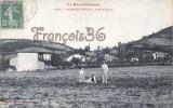 (31) Saleich Vieille - Paysage - 2 SCANS - Francia