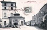 (31) Encausse Les Thermes Les Bains - L'Etablissement Et La Route - 2 SCANS - Autres Communes