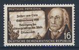 DDR Michel No. 399 X II ** postfrisch / gepr�ft BPP Mayer